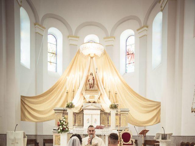 Il matrimonio di Nicoletta e Santo a Agira, Enna 87