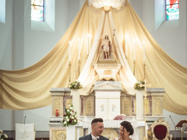 Il matrimonio di Nicoletta e Santo a Agira, Enna 89