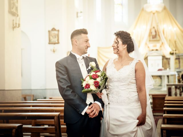 Il matrimonio di Nicoletta e Santo a Agira, Enna 90