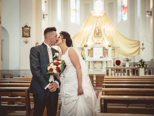 Il matrimonio di Nicoletta e Santo a Agira, Enna 91