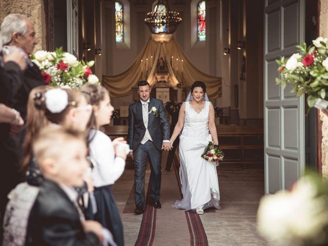 Il matrimonio di Nicoletta e Santo a Agira, Enna 93