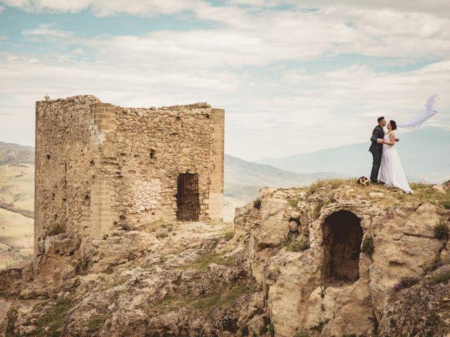 Il matrimonio di Nicoletta e Santo a Agira, Enna 103