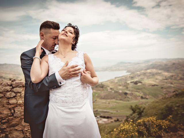 Il matrimonio di Nicoletta e Santo a Agira, Enna 106