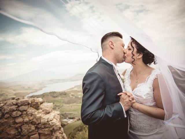 Il matrimonio di Nicoletta e Santo a Agira, Enna 107