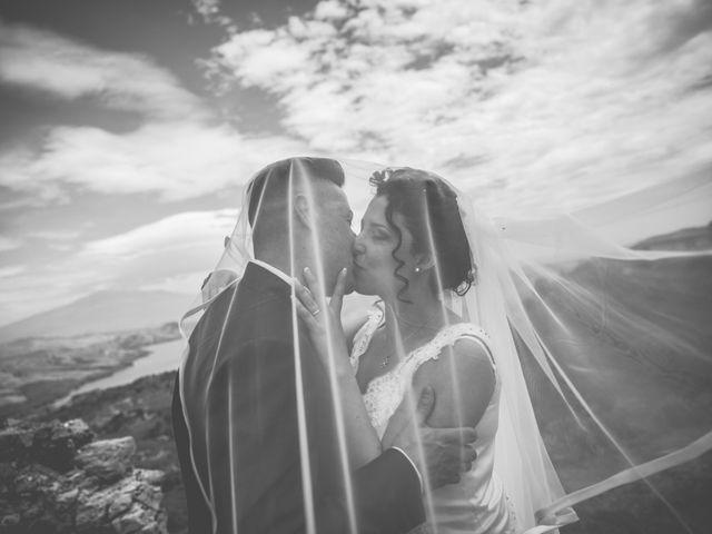 Il matrimonio di Nicoletta e Santo a Agira, Enna 108