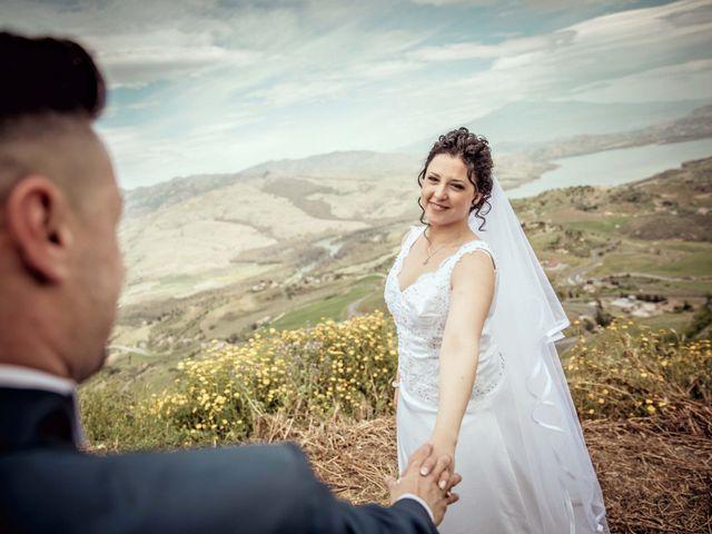 Il matrimonio di Nicoletta e Santo a Agira, Enna 114