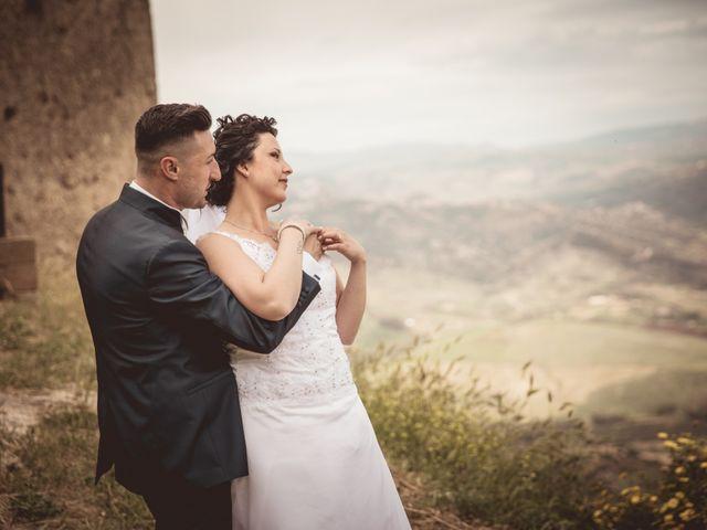 Il matrimonio di Nicoletta e Santo a Agira, Enna 115