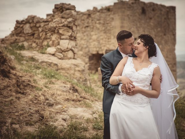 Il matrimonio di Nicoletta e Santo a Agira, Enna 116
