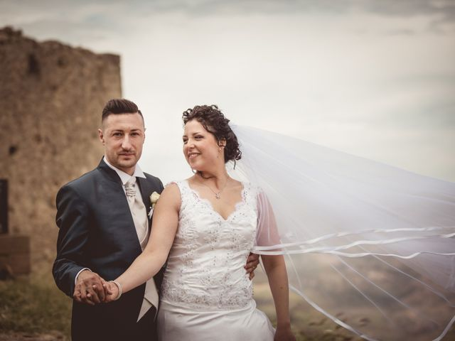 Il matrimonio di Nicoletta e Santo a Agira, Enna 117
