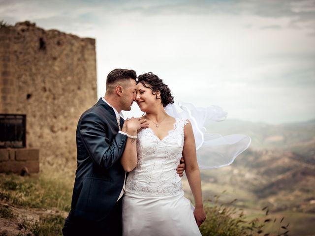 Il matrimonio di Nicoletta e Santo a Agira, Enna 118