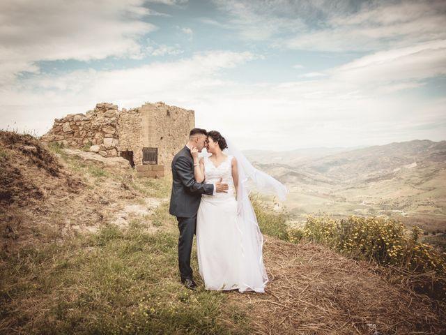 Il matrimonio di Nicoletta e Santo a Agira, Enna 120