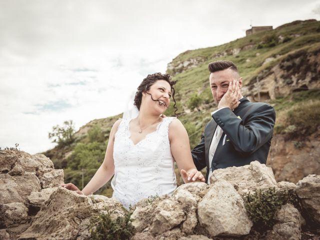 Il matrimonio di Nicoletta e Santo a Agira, Enna 121