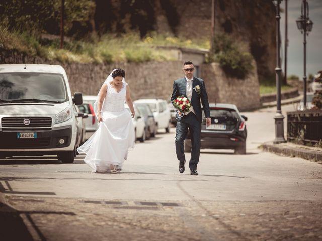 Il matrimonio di Nicoletta e Santo a Agira, Enna 123