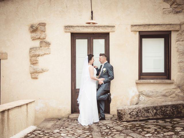 Il matrimonio di Nicoletta e Santo a Agira, Enna 125
