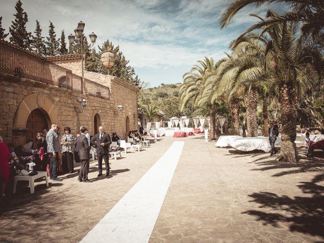 Il matrimonio di Nicoletta e Santo a Agira, Enna 129