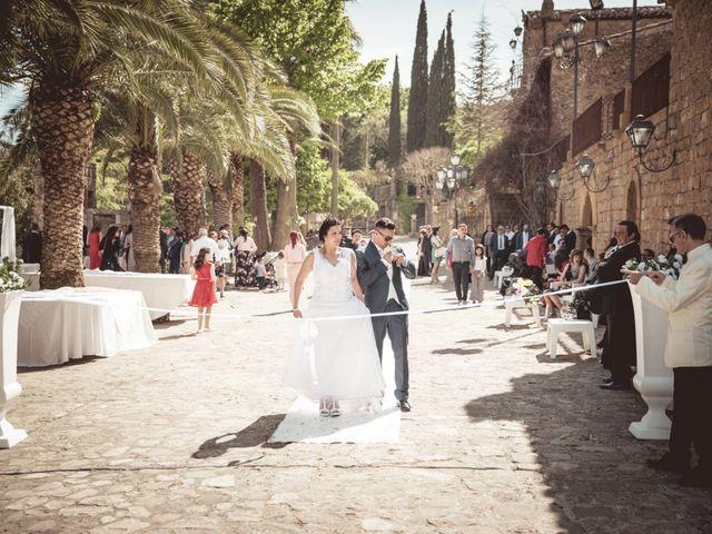 Il matrimonio di Nicoletta e Santo a Agira, Enna 142