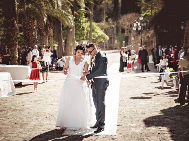 Il matrimonio di Nicoletta e Santo a Agira, Enna 143