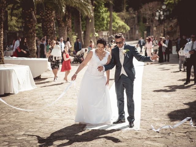 Il matrimonio di Nicoletta e Santo a Agira, Enna 144