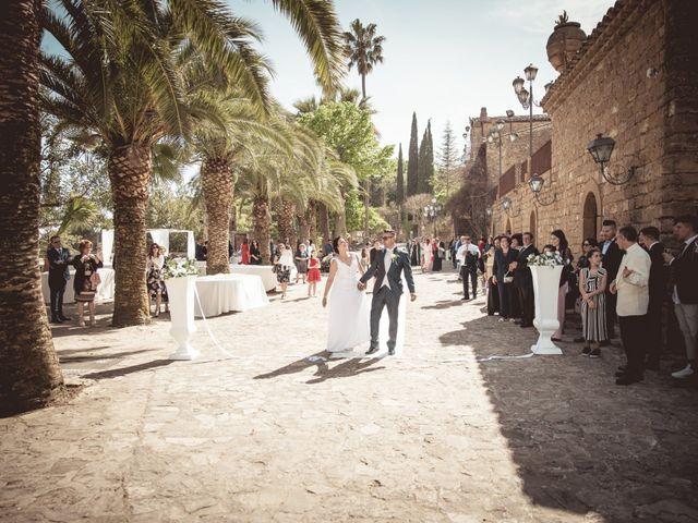 Il matrimonio di Nicoletta e Santo a Agira, Enna 145