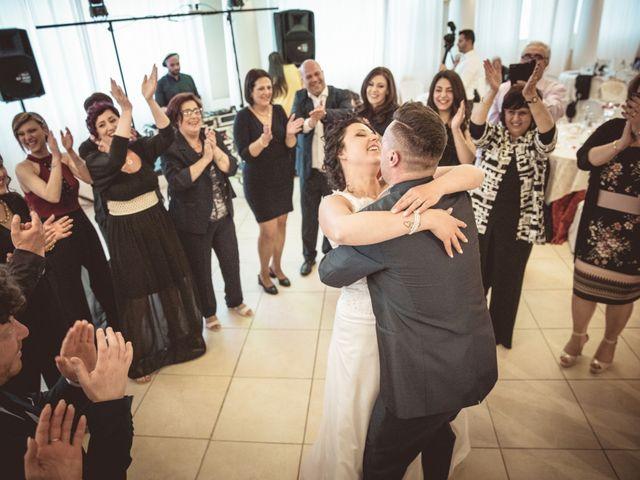 Il matrimonio di Nicoletta e Santo a Agira, Enna 161