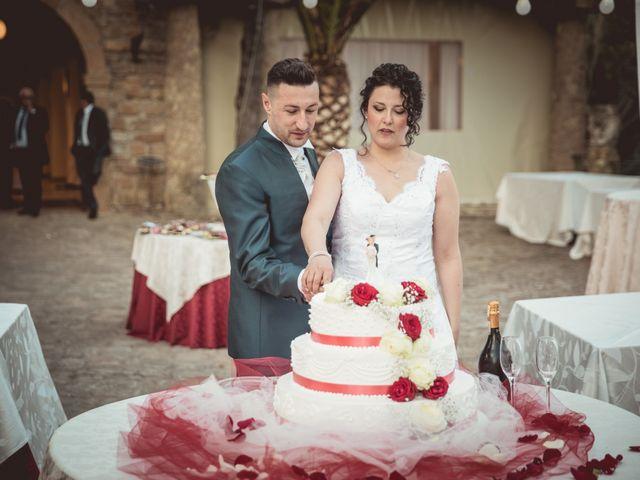 Il matrimonio di Nicoletta e Santo a Agira, Enna 170