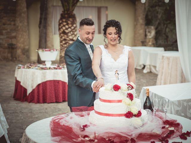 Il matrimonio di Nicoletta e Santo a Agira, Enna 171