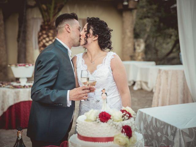 Il matrimonio di Nicoletta e Santo a Agira, Enna 172