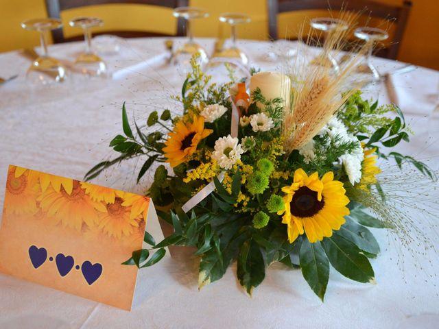 Il matrimonio di Fabio e Annamaria a Montecarlo, Lucca 3