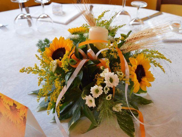 Il matrimonio di Fabio e Annamaria a Montecarlo, Lucca 4