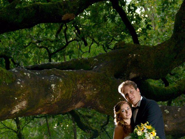 Il matrimonio di Fabio e Annamaria a Montecarlo, Lucca 6
