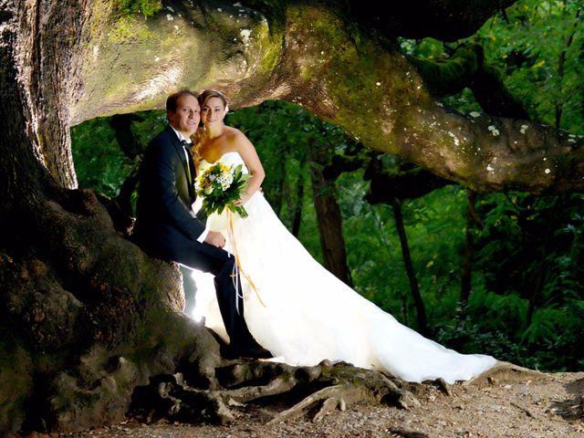 Il matrimonio di Fabio e Annamaria a Montecarlo, Lucca 8