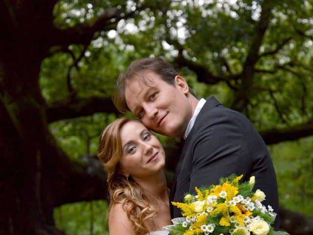 Il matrimonio di Fabio e Annamaria a Montecarlo, Lucca 12