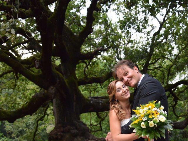 Il matrimonio di Fabio e Annamaria a Montecarlo, Lucca 13