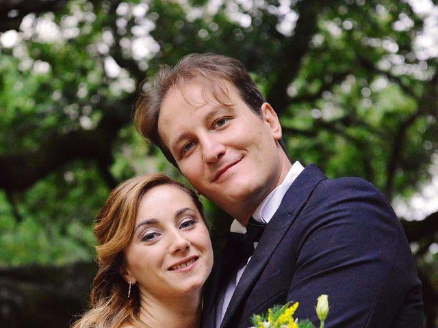 Il matrimonio di Fabio e Annamaria a Montecarlo, Lucca 14