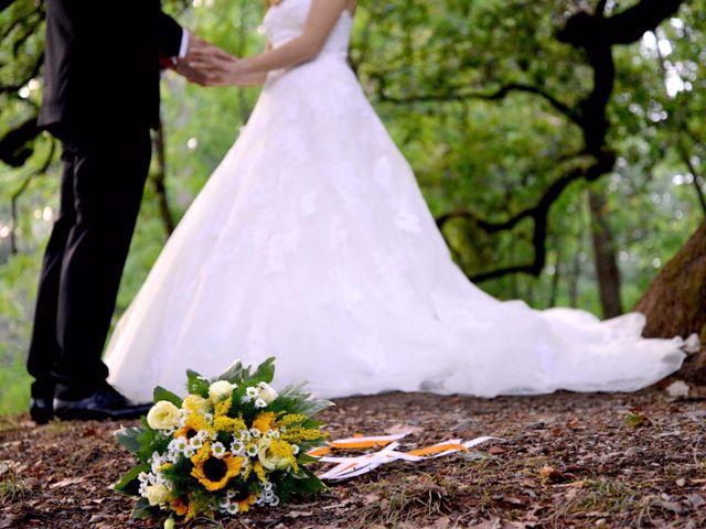 Il matrimonio di Fabio e Annamaria a Montecarlo, Lucca 2