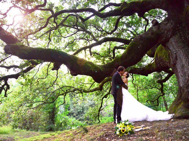 Il matrimonio di Fabio e Annamaria a Montecarlo, Lucca 16