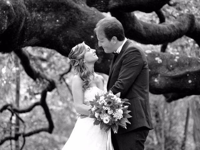Il matrimonio di Fabio e Annamaria a Montecarlo, Lucca 17
