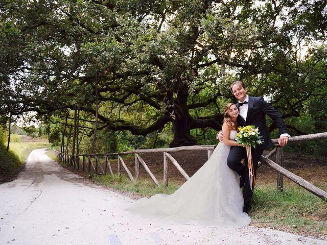 Il matrimonio di Fabio e Annamaria a Montecarlo, Lucca 19