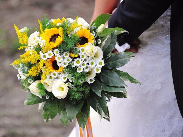 Il matrimonio di Fabio e Annamaria a Montecarlo, Lucca 21