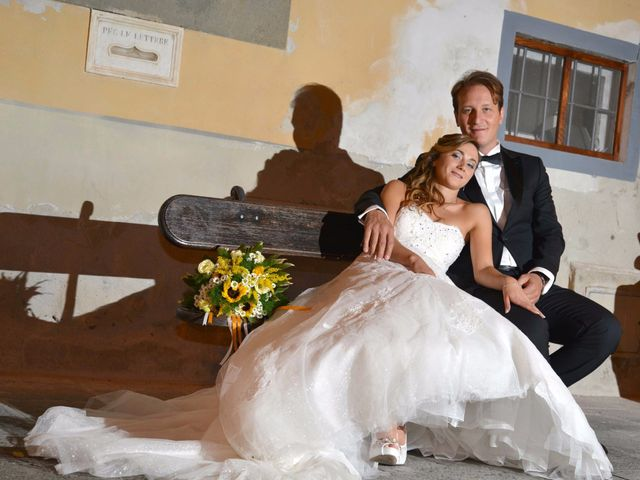 Il matrimonio di Fabio e Annamaria a Montecarlo, Lucca 24
