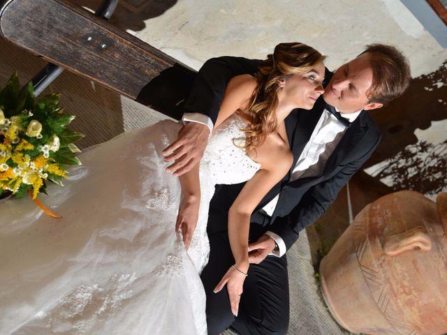 Il matrimonio di Fabio e Annamaria a Montecarlo, Lucca 25
