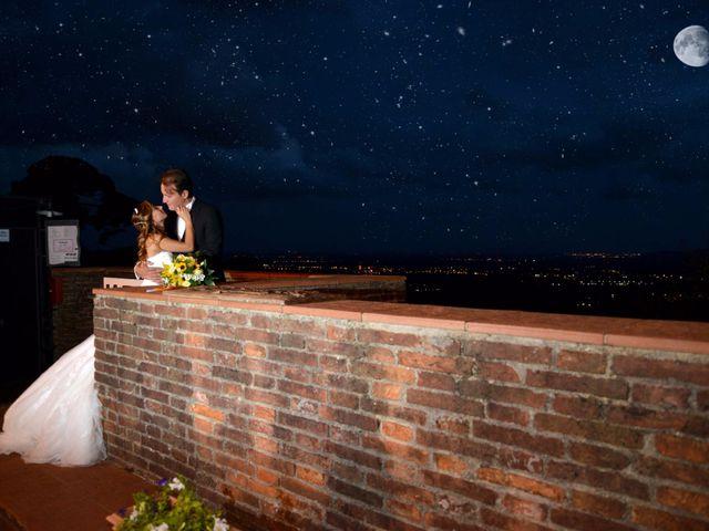 Il matrimonio di Fabio e Annamaria a Montecarlo, Lucca 26