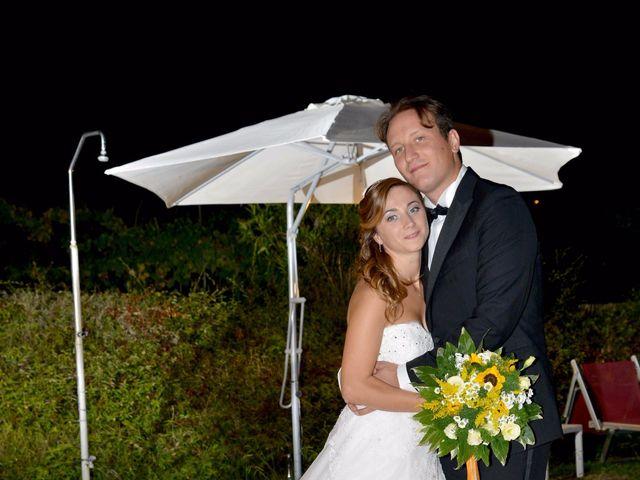 Il matrimonio di Fabio e Annamaria a Montecarlo, Lucca 28