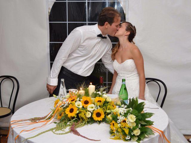 Il matrimonio di Fabio e Annamaria a Montecarlo, Lucca 29