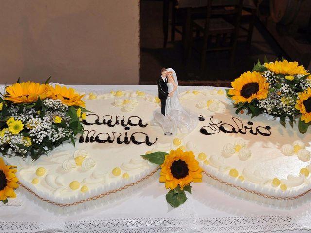 Il matrimonio di Fabio e Annamaria a Montecarlo, Lucca 32