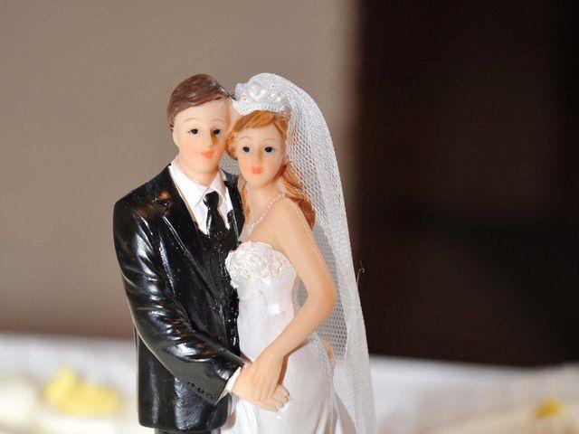 Il matrimonio di Fabio e Annamaria a Montecarlo, Lucca 33