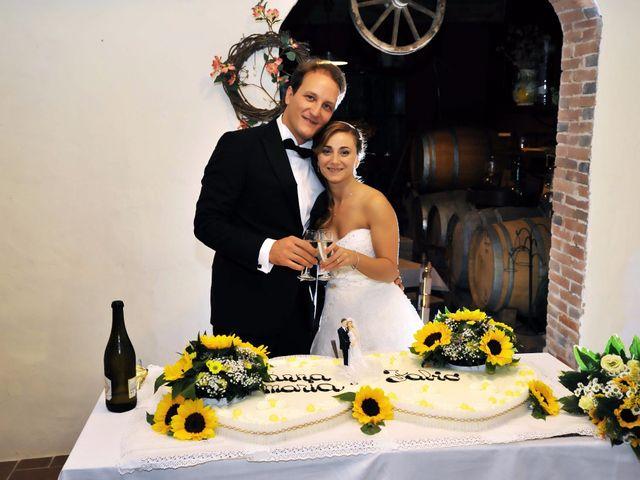 Il matrimonio di Fabio e Annamaria a Montecarlo, Lucca 35