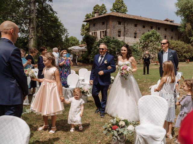 Il matrimonio di Fabio e Gessica a Fiume Veneto, Pordenone 30