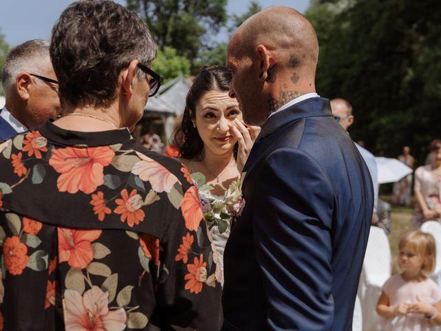 Il matrimonio di Fabio e Gessica a Fiume Veneto, Pordenone 31