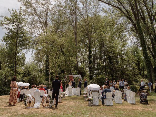 Il matrimonio di Fabio e Gessica a Fiume Veneto, Pordenone 34